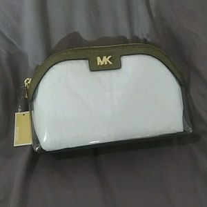 Michael Kors Large Travel Pouch - Olive